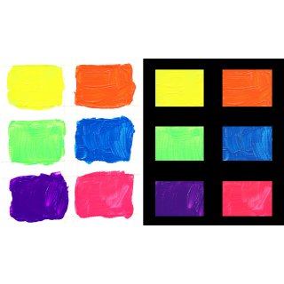 Neon Set 6x75ml MAGI®-Studio Acrylfarben